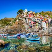 hiking and wellness in cinque terre