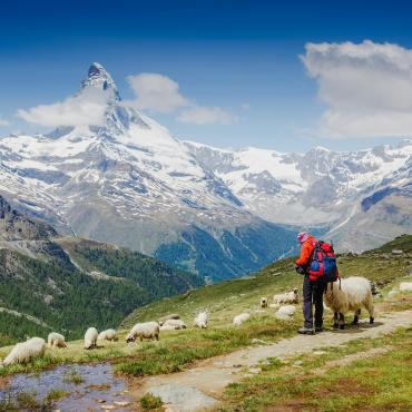 hiking matterhorn tour